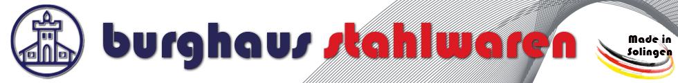 Burghaus Stahlwaren-Logo